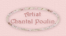 Chantal Poulin logo